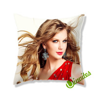 Taylor Swift Cover Album Square Pillow Cover