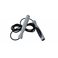 ProFit Plastic B/B Jump Rope With Rubber Grip Handles