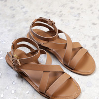 Seashore Strappy Sandal