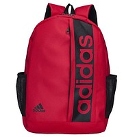ADIDAS 2019 new sports training backpack red
