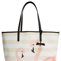 kate spade new york 'harmony - strut your stuff' baby bag - Pink