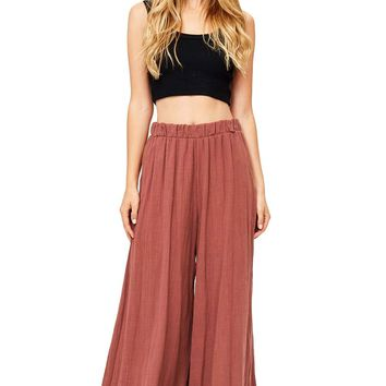 Indio Wide Leg Pants