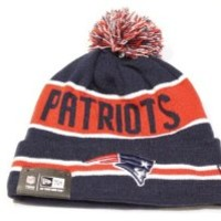 NFL New England Patriots The Coach Knit Hat