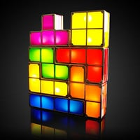 Tetris Light - buy at Firebox.com
