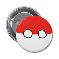 Poland Ball Button