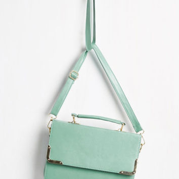 A Little Luxe Around the Edges Bag | Mod Retro Vintage Bags | ModCloth.com