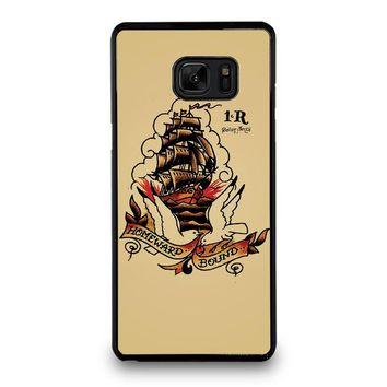 SAILOR JERRY Samsung Galaxy Note 7 Case Cover