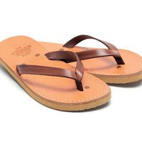 Co-op Leather Sandals | Apolis