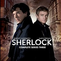 Sherlock - Series 3 | DVD Movies & TV Shows, Genres, TV : JB HI-FI