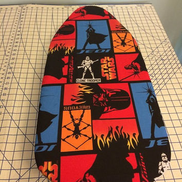 Geek Custom Ironing Board Cover