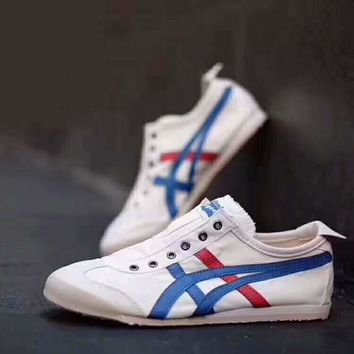 "ASICS GEL LYTE ""Onitsuka Tiger"" All-match Fashion Casual Unisex Sneakers Couple Running Shoes H-A-GHSY-1"