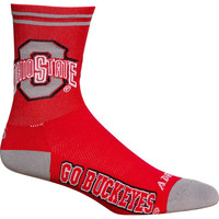 Ohio State Buckeyes NCAA Cycling Socks