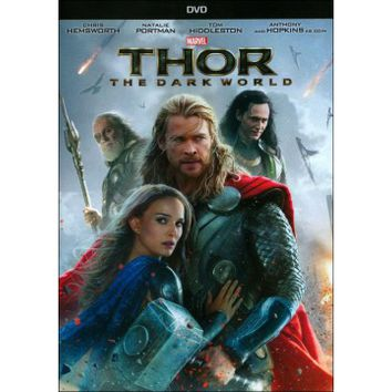 Thor: The Dark World (DVD) 2013