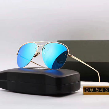 Strong Character Unisex Mirror Sunglasses [10155810439]
