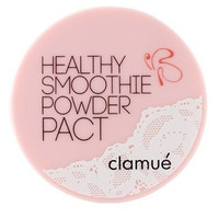 KOREAN COSMETICS, INEL Cosmetics_ clamue, Healthy smoothies powder Pact #NO.23 Healthy Natural 10.5g (sebum control, neat type, natural makeup, moisturizer) [001KR]