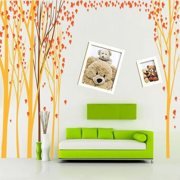 Trees Wall Decal