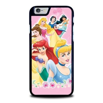 DISNEY PRINCESSES iPhone 6 / 6S Case Cover