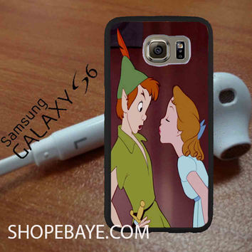 Peter Pan Kiss For galaxy S6, Iphone 4/4s, iPhone 5/5s, iPhone 5C, iphone 6/6 plus, ipad,ipod,galaxy case
