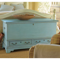Aspen Blanket Chest in Choice of Color - Chests - Accent Furniture - Furniture - PoshLiving