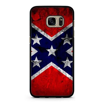 Rebel Flag Samsung Galaxy S7 Case