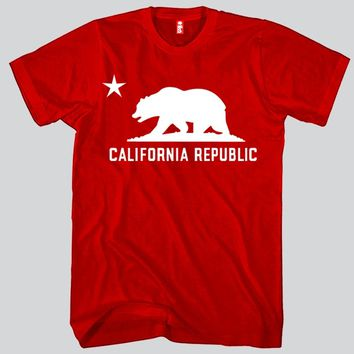 California Republic White