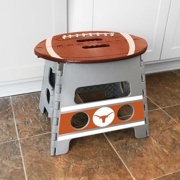 Texas Longhorns All Star Step Stool