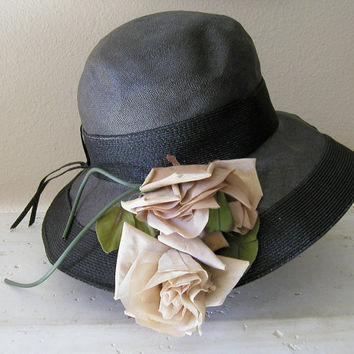 Lilly Dache's Vintage Hat by MarysVintageLoved on Etsy
