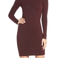 French Connection 'Sweeter' Turtleneck Sweater Dress | Nordstrom