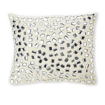THRO BY MARLO LORENZ Andre Gemstone Decorative Pillow