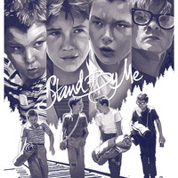 """Stand by Me"" Variant by Dani Blázquez"