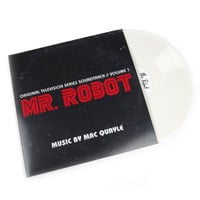 Mac Quayle: Mr. Robot - Vol.1 Soundtrack (Colored Vinyl) Vinyl 2LP