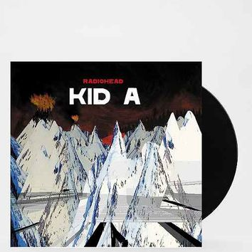Radiohead - Kid A 2XLP- Assorted One