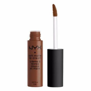 NYX Soft Matte Lip Cream - Dubai - #SMLC34