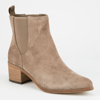 DOLCE VITA Colbey Suede Womens Boots