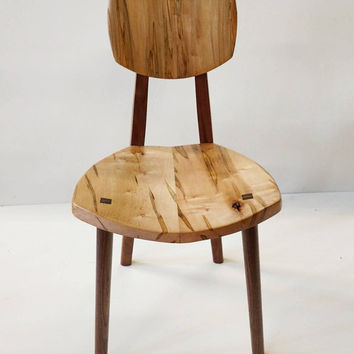 Custom-built 'Sawback' Dining Chair