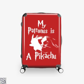My Patronus Is A Pikachu, Pokemon Suitcase