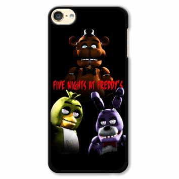 Five Nights At Freddy S 5 iPod Touch 6 Case