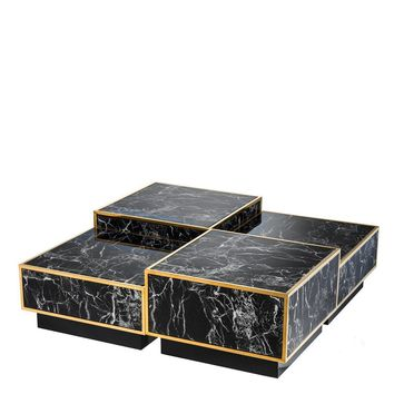 Multi Level Marble Cube Coffee Table | Eichholtz Concordia