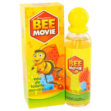 Bee Movie Perfume by Dreamworks 3.4 oz Eau De Toilette Spray