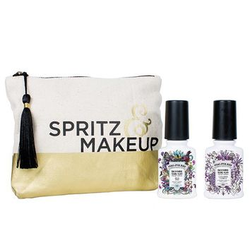 Spritz & Make-Up Gift Set by Poo-Pourri