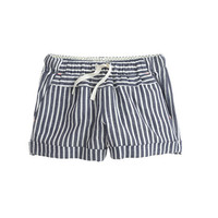 crewcuts Girls Pull-On Short In Stripe