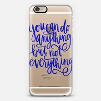 My Design #26 iPhone 6 case by Hello Tosha Design Co. | Casetify