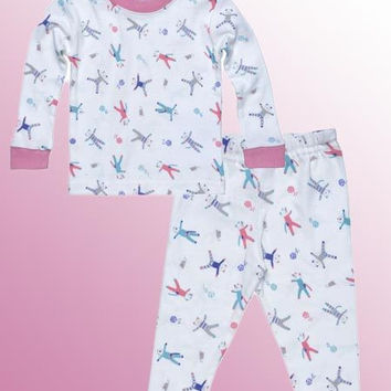 Organic Long Johns (PJs) Set