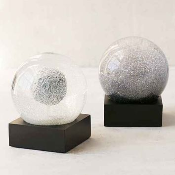 Glitter Crystal Ball