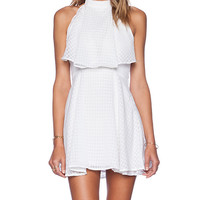 May. Cloud Nine Dress in White