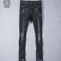Boys & Men Versace Pants Trousers Jeans
