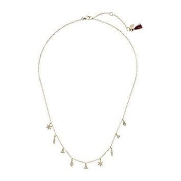 SHASHI Tori Charm Necklace