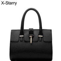 X-Starry! 2015 Women Bag Luxury PU leather Handbags Vintage Women Shoulder Bags Women Messenger Bags Dollar Price HL7310XS