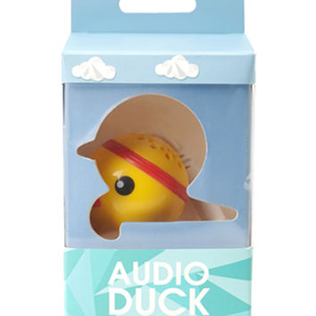 Audio Duck Portable Speaker
