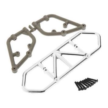 NEW RPM Rear Bumper Chrome Slash 81003Officially Licensed  AT_69_5